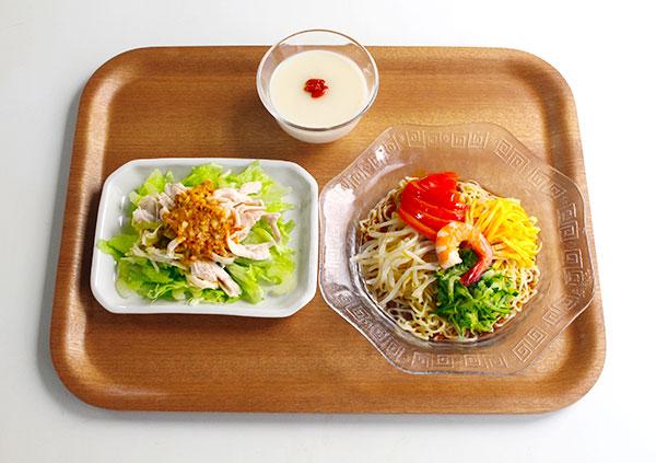 中華料理3品