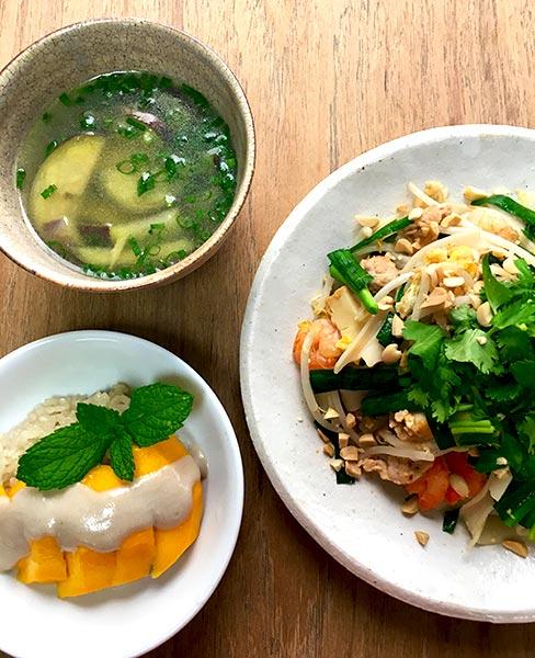 料理教室タイ料理
